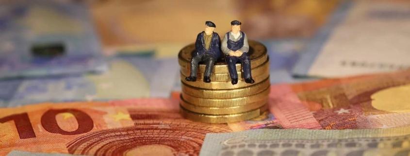 Hipoteca inversa alternativa pensión insuficiente