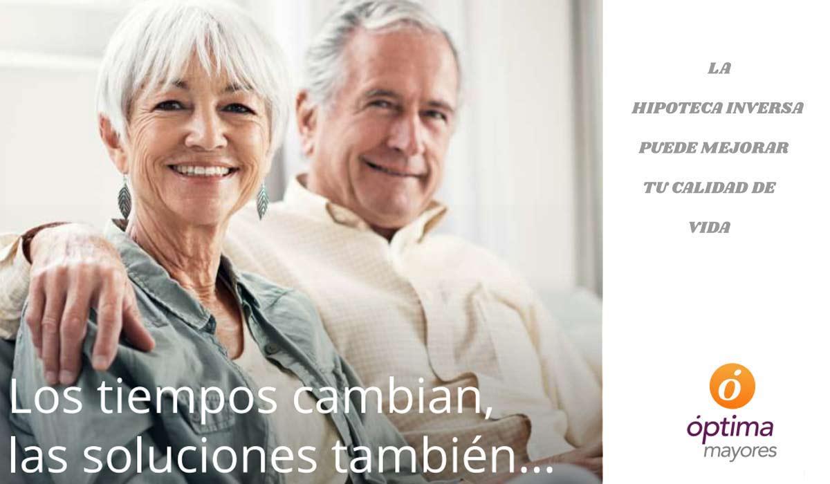 Hipoteca inversa mejora tu vida